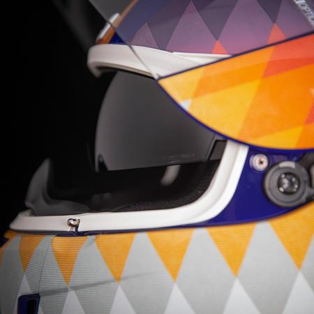 Casca Icon Airfrom Hello Sunshine Alb XS [3]