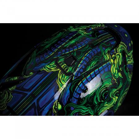 Casca Icon Variant Pro Willy Pete Albastru/Verde XS [1]