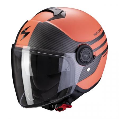 Casca Jet Scorpion Exo-City Moda