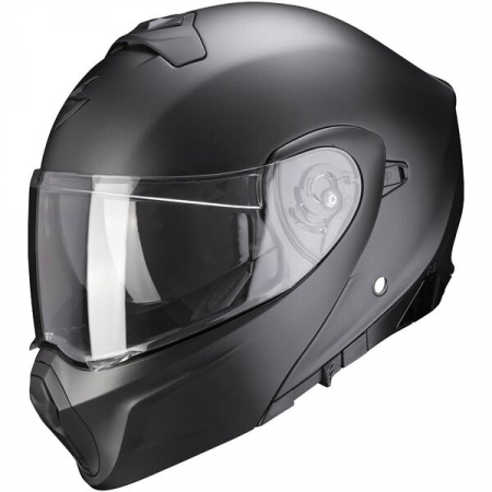 Casca moto flip-up Scorpion Exo 930 Solid [0]
