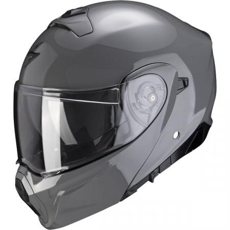 Casca moto flip-up Scorpion Exo 930 Solid