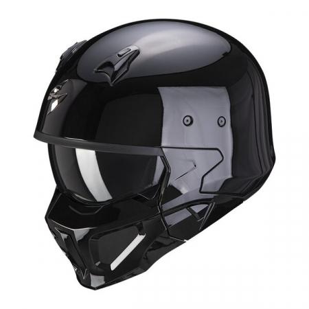 Casca Moto Scorpion Exo Covert-X Solid