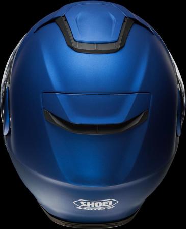 CASCA SHOEI Neotec-II matt blue met.5