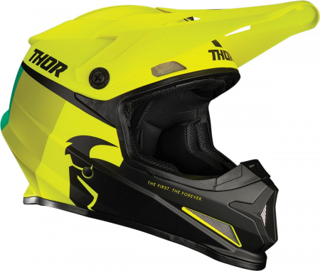 Casca THOR SECTR RACER AC/LM XS