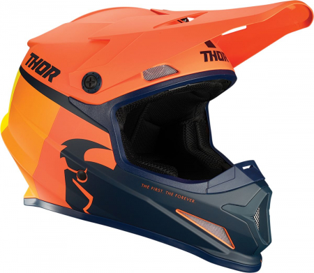 Casca THOR SECTR RACER OR/MN 4X