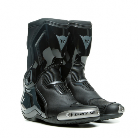 Cizme Moto Dainese TORQUE 3 OUT AIR BOOTS BLACK/ANTHRACITE marime 47
