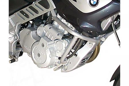 Crash Bar Argintiu. BMW F 650 CS Scarver 2002-2003 [1]