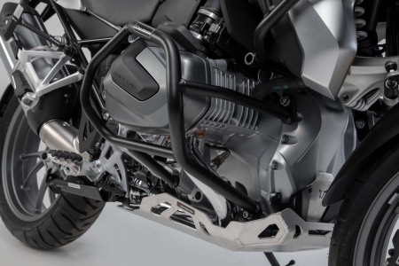 Crash bar negru BMW R 1250 GS (18-), R1250 R/RS (18-).