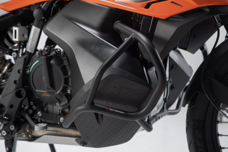 Crash bar negru KTM 790 Adventure/ 790 Adventure R (19-).