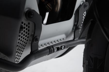 Crash bar negru KTM 790 Adventure/ 790 Adventure R (19-). [2]