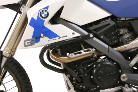 Crash Bar Negru. BMW G 650 Xchallenge 2006-2009 [0]