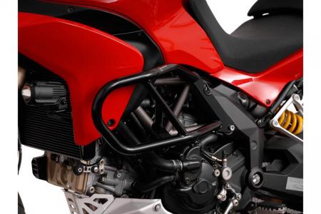 Crash Bar Negru. Ducati Multistrada 1200 2010-2012 [0]