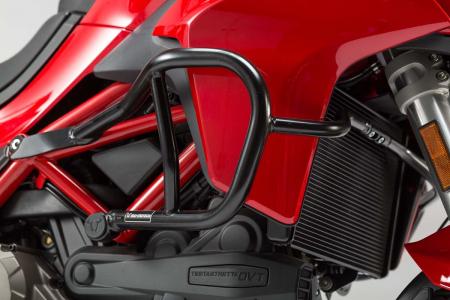 Crash Bar Negru. Ducati Multistrada 1200 2015- [0]