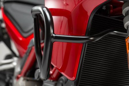 Crash Bar Negru. Ducati Multistrada 1200 2015- [1]