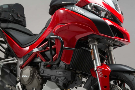Crash Bar Negru. Ducati Multistrada 1200 2015- [4]