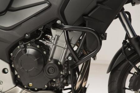 Crash Bar Negru. Honda CB 500 X 2016- [1]