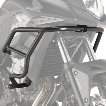 Crash Bar negru Honda CB500X