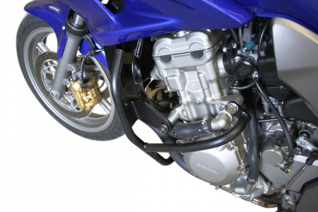 Crash Bar Negru. Honda CBF 1000 2006-2009 [0]