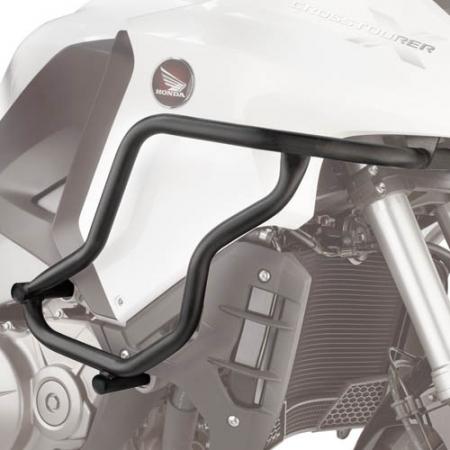 Crash Bar Negru Honda Crosstourer 1200 '12 ( este compatibil pt. cv. automata)