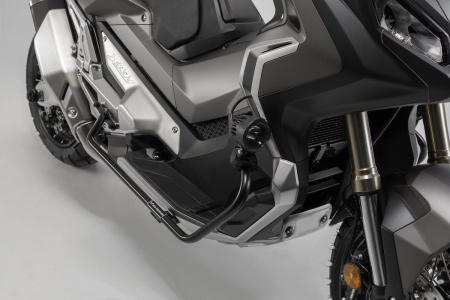 Crash bar negru Honda X-ADV (17-). [2]