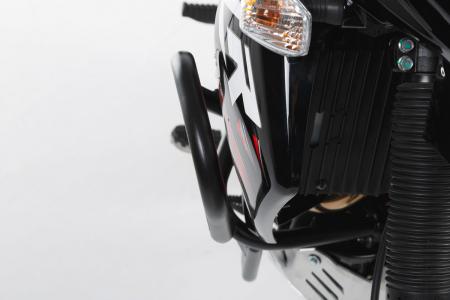 Crash Bar Negru. Kawasaki KLR 650 2008- [2]