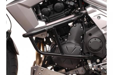 Crash Bar Negru. Kawasaki Versys 650 2007-2014 [1]