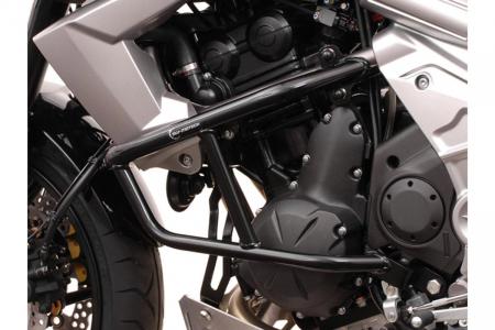 Crash Bar Negru. Kawasaki Versys 650 2007-2014 [2]