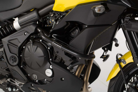 Crash Bar Negru. Kawasaki Versys 650 2015- [1]