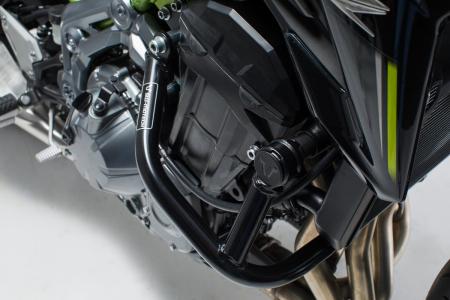 Crash bar negru Kawasaki Z900 (16-). [2]