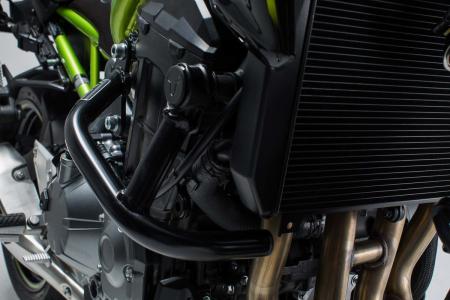 Crash bar negru Kawasaki Z900 (16-). [0]