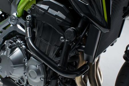 Crash bar negru Kawasaki Z900 (16-). [1]