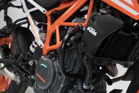Crash bar negru KTM 390 Duke (16-). [0]