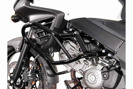 Crash Bar Negru. Suzuki DL 650 V-Strom / V-Strom 650 XT 2011 Ean: 40525720116452