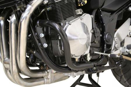 Crash Bar Negru. Suzuki GSF 1200 Bandit 2000-2004 [1]