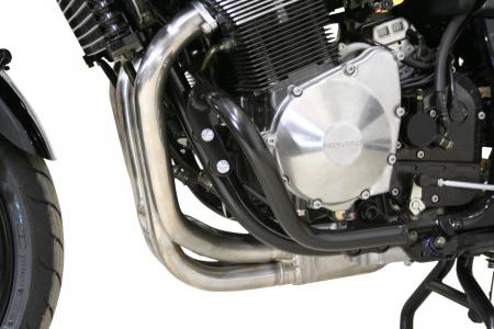 Crash Bar Negru. Suzuki GSF 1200 Bandit 2000-2004 [0]
