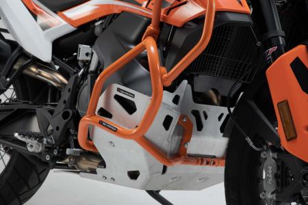 Crash bar Orange. KTM 790 Adventure/ 790 Adventure R (19-).