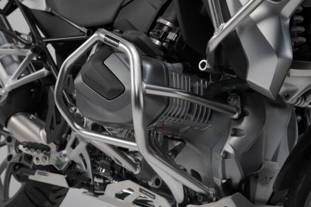 Crash bar Otel inoxidabil BMW R1250 GS/Adv, R/RS (18-).