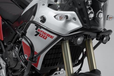 Crash bar superior Negru. Yamaha Tenere 700 (19-).0