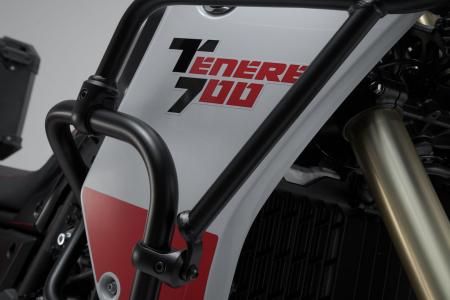 Crash bar superior Negru. Yamaha Tenere 700 (19-).4