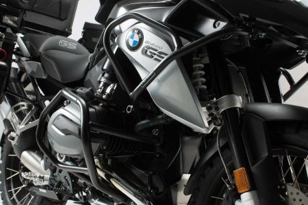 Crash Bar superior Negru BMW R 1200 GS (13-).