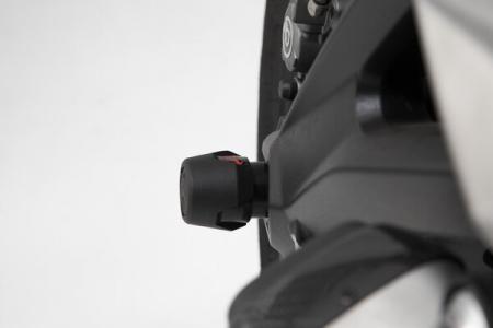 Crash Pad Negru. Suzuki GSX-S750 (16-). [5]