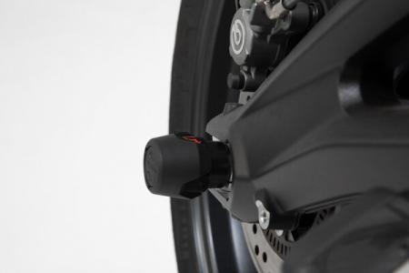 Crash Pad Negru. Yamaha MT-09 (13-16)/Tracer, XSR900/Abar. [4]