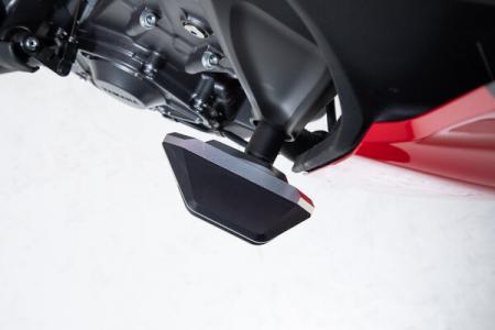 Crash Pad Negru Yamaha Tracer 9 (20-) [4]