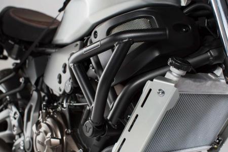 Crashbar Negru Yamaha XSR 700 (16-) [0]