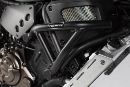 Crashbar Negru Yamaha XSR 700 (16-) [1]