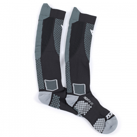 DAINESE D-CORE HIGH SOCK BLACK/ANTHRACITE marime S [1]