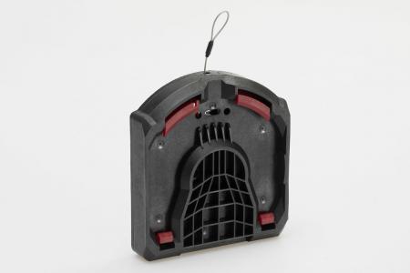 Evo 2.0 Trial electric geanta rezervor 12 V. 15-22 l. pentru EVO Kit adaptor Inel Rezervor. negru /Gri.1