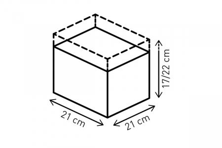 Geanta Rezervor Evo Enduro LT cu curele de fixare 5-7.5 l  Negru /Gri.2