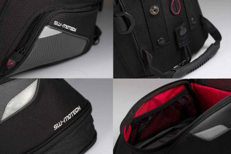 Evo Engage geanta rezervor 7 l. pentru EVO Kit adaptor Inel Rezervor. negru /Gri.4