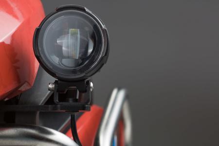 Kit Proiectoare Ceat Evo Negru KTM 990 SMT (08-14). [2]